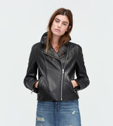 UGG Women's Leather Cycle Jacket