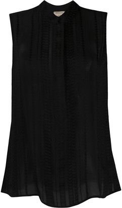 ZEUS + DIONE Hera stitch detailed shirt