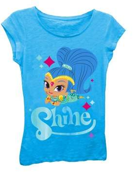 Nickelodeon Shimmer And Shine Shimmer and Shine Graphic T-Shirt (Little Girls & Big Girls)