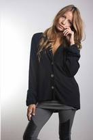 Nightcap Clothing Army Top in Black