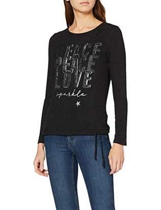 Street One Women's 314306 Longsleeve T-Shirt,14 (Size: )