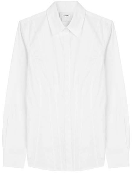 DKNY Cotton Shirt