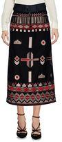 Vilshenko 3/4 length skirt
