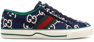Gucci Tennis 1977 Low Top Sneakers
