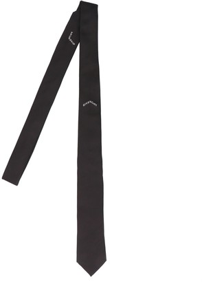 Givenchy Logo Tie