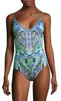 Camilla Wired V-Neck One-Piece