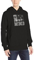 HUF Men's Bandana Box Logo Pull Over Hood