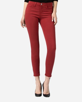 Express Flying Monkey Mid Rise Super Soft Skinny Jeans