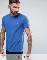 Jack Wills Elvaston Pique T-shirt In Blue