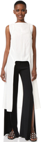Narciso Rodriguez Sleeveless Long Top