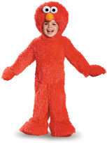 Disguise Sesame Street Elmo Deluxe Plush Dress-Up Set - Toddler