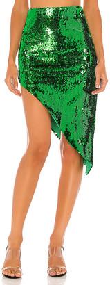 NBD Rihanna Midi Skirt