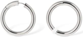 Alan Crocetti Loophole Asymmetrical Earring Set