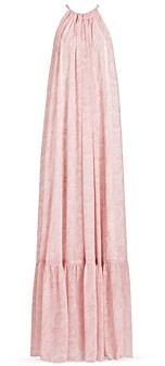 AllSaints Roma Shahmina Printed Maxi Dress