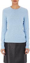 Barneys New York Women's Cashmere Sweater-BLUE