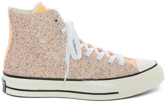 Converse X Jw Anderson x Converse Chuck Taylor hi-top sneakers