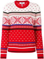 MSGM contrast jumper