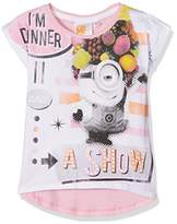 Universal Girl's 16-2311 TC T-Shirt,ears (Manufacturer size: 128 cm)