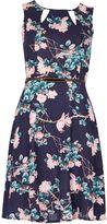 Izabel London Floral Print Dress