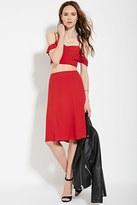 Forever 21 FOREVER 21+ Contemporary A-Line Skirt