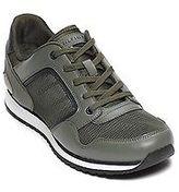 Tommy Hilfiger Men's Grey Mesh Sneaker