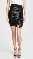 IRO Saria Sequined Skirt