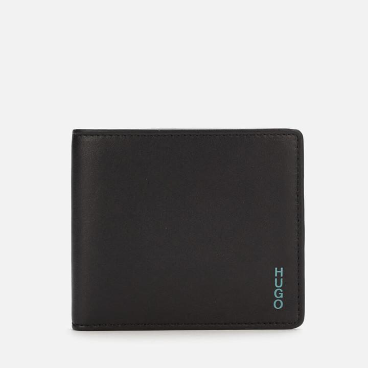 HUGO BOSS Men's Subway Wallet - Black