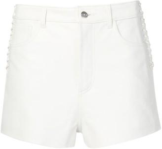 IRO Lace-Up Side Shorts