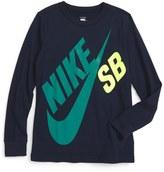 Nike Boy's 'Sb Logo' Graphic T-Shirt