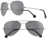 Converse Women's Polarized Aviator Sunglasses