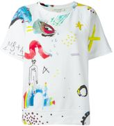Marc Jacobs 'Collage Print' sweatshirt