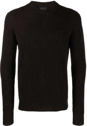 Roberto Collina knitted sweatshirt