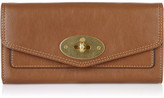 Mulberry Postman's Lock Continental leather wallet
