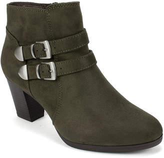 Rialto Frea Buckle Booties Women Shoes