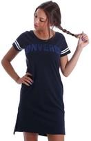 Converse 10004917 T-shirt Women Blue Blue