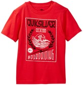 Quiksilver Hokus Pokus Graphic Tee (Little Boys)
