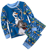Disney Olaf and Sven Pajama Set for Kids