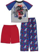 "Star Wars Lego Big Boys' ""Lego Kylo Ren"" 2-Piece Pajamas"