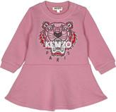 Kenzo Tiger print cotton dress 6-18 months