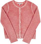 Bonpoint Dyed Cardigan-PINK