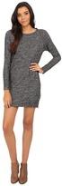 Velvet by Graham & Spencer Sena Long Sleeve Side Zip Dress