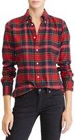 Polo Ralph Lauren Classic Fit Flannel Shirt