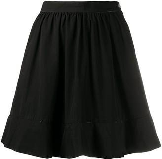 Comme Des Garçons Pre-Owned 1990s' A-line skirt