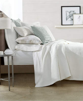 Hotel Collection Voile Quilted King Coverlet, Bedding