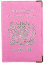 Smythson Leather Passport Cover