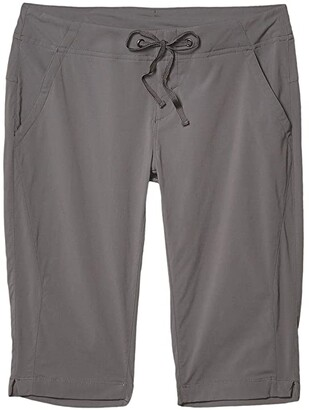 Columbia Anytime Outdoortm Long Short (City Grey) Women's Shorts