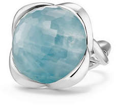 David Yurman Continuance Faceted 20mm Ring