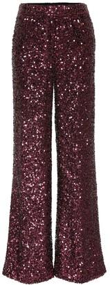 Victoria Victoria Beckham Sequinned pants