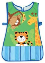 Stephen Joseph Zoo Craft Apron in Green
