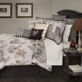 Marquis by Waterford Jalise Paisley 4-pc. Jacquard Comforter Set